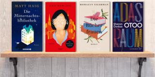 Neue Bücher im Februar: Neuerscheinungen  im Februar 2020
