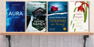 Neue Woche, neue Bücher #25: Frischer Lesestoff! Neue Bücher im Juni