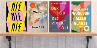 Neue Bücher im April #4: Frischer Lesestoff Neue Bücher im April