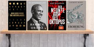 Neue Woche, neue Bücher #47: Frischer Lesestoff!