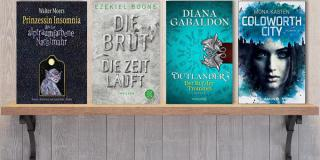 Wochenvorschau: Neue Bücher im August und September 2017