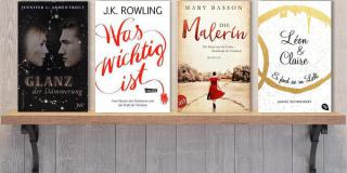 Neue Woche, neue Bücher #48: Frischer Lesestoff! Neue Bücher Ende November 2017