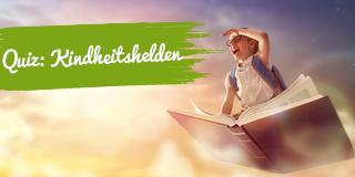 Artikelfoto zum Quiz Kindheitshelden - Foto von shutterstock.com