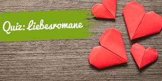 Artikelfoto zum Quiz Liebesromane - Foto von shutterstock.com