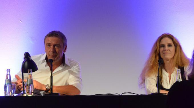 Lesung mit Ursula Poznanski & Arno Strobel