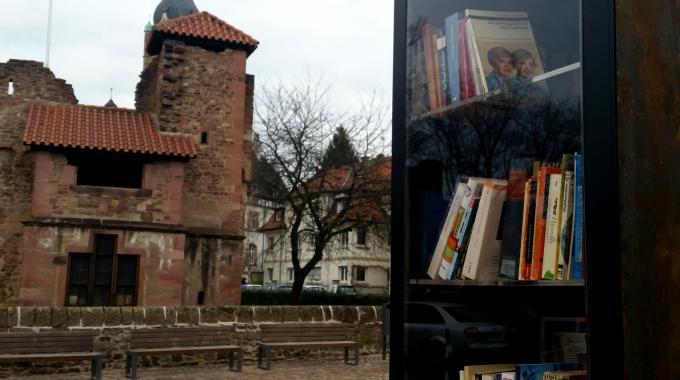 Öffentliche Bücherregale - Stadtrundgang für Leseratten in Heidelberg