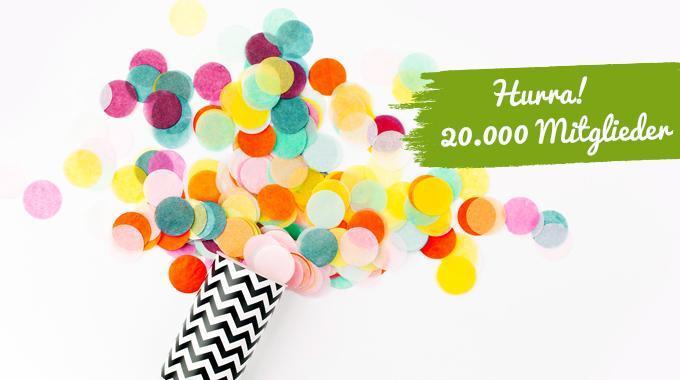 20.000 Mitglieder - Das große Community-Quiz