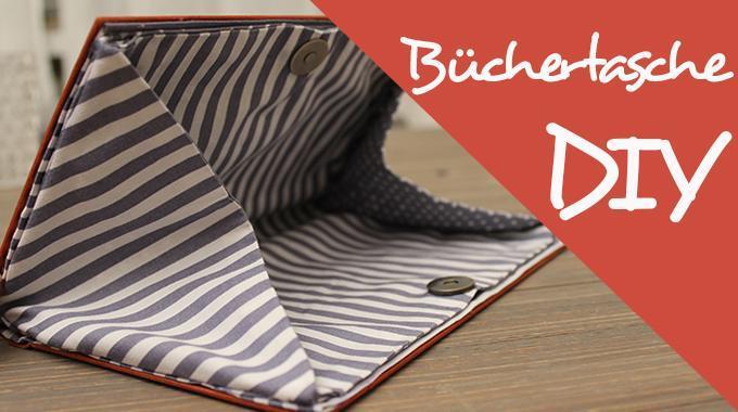 """Artikelbild """"DIY Büchertasche"""""""