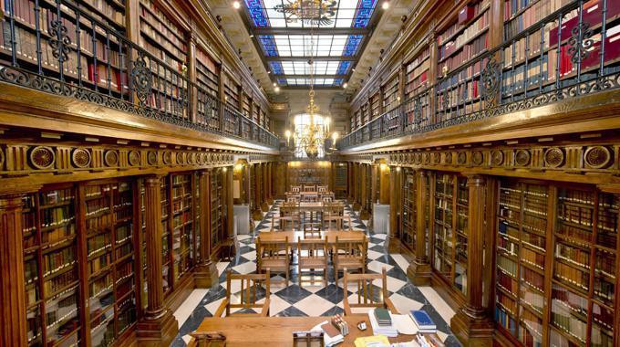 Artikelbild Bibliothek