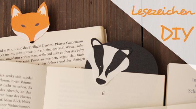 tierische lesezeichen was liest du. Black Bedroom Furniture Sets. Home Design Ideas