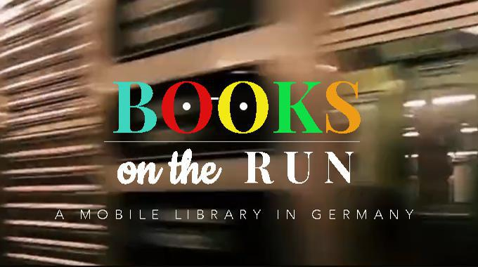 Books on the Run - Bücherfunde auf Reisen