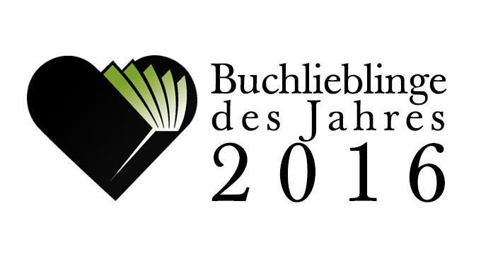 Jetzt abstimmen und tolle Preise gewinnen: Buchlieblinge des Jahres 2016 (Das Finale / Shortlist)