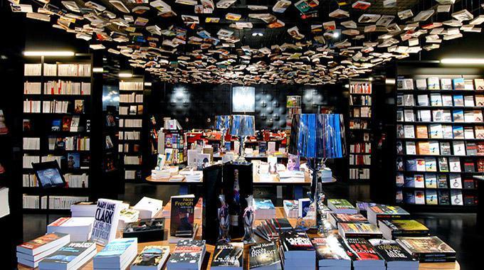 Buchhandlung Cook and Book Brüssel / (c) www.cookandbook.be