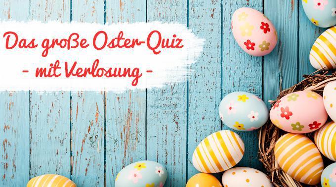 Das große Oster-Bücher-Quiz - mit Verlosung
