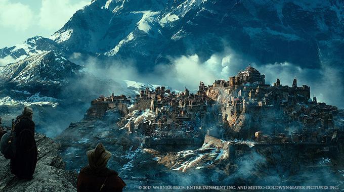 """Filmausschnitt """"Der Hobbit - Smaugs Einöde"""""""