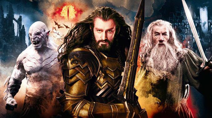 Hobbit Die Schlacht Der Fünf Heere Was Liest Du