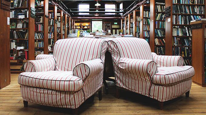 Die schönsten Buchhandlungen der Welt #2: Richard Booth's Bookshop