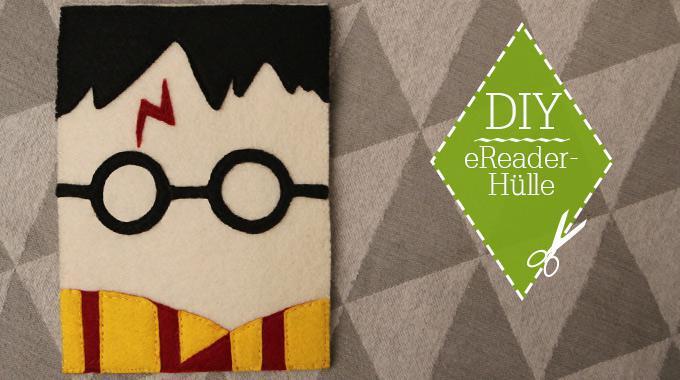 Diy Ereader Hulle Mit Harry Potter Was Liest Du