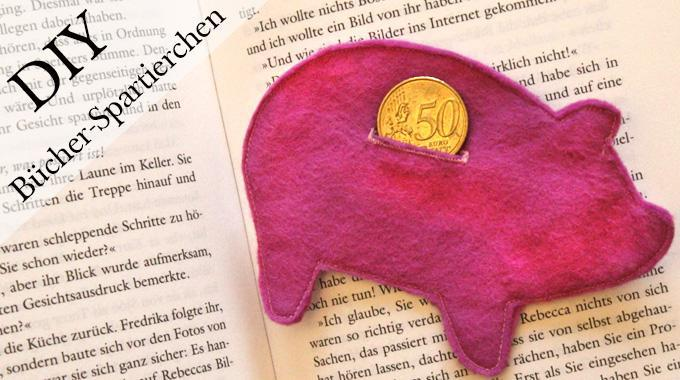 Do it yourself: Bücher-Spartierchen