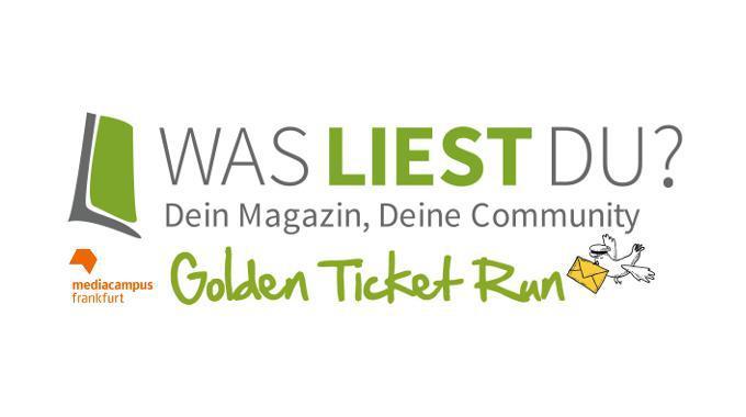 """""""Golden Ticket Run - Die Jagd auf den 1.000-Euro-Gutschein"""" (Das Rätsel)"""