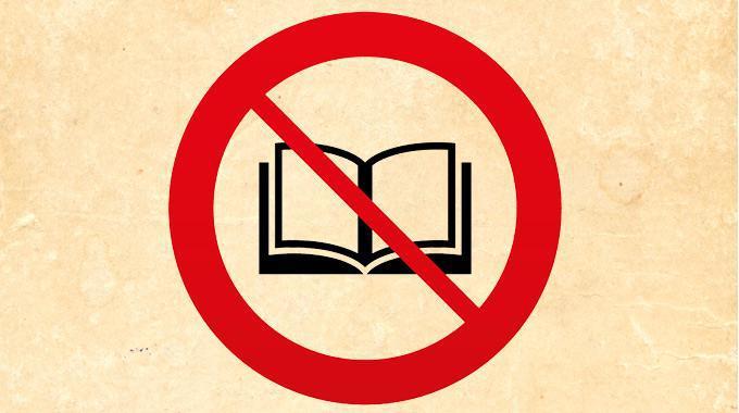 Indizierte Bücher - 5 Beispiele für verbotene Bücher