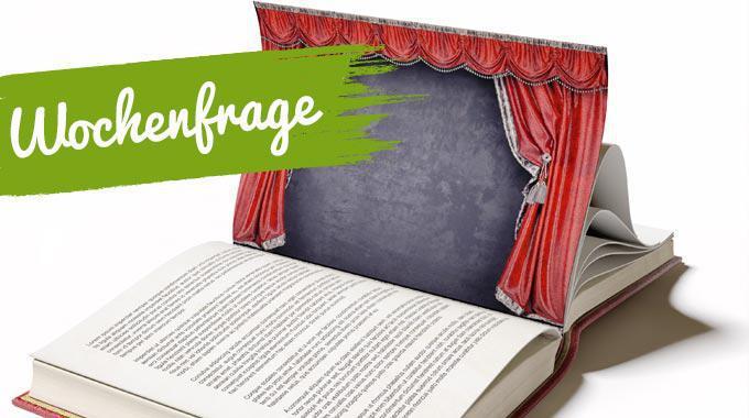 Artikelbild zur Wochenfrage: Geht ihr gerne zu Lesungen?