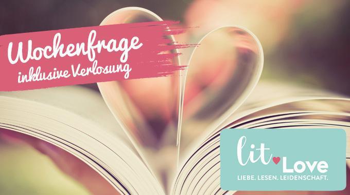 Artikelbild zur Wochenfrage: Der schönste Liebesroman?
