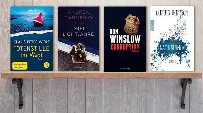 Neue Woche, neue Bücher #25: Frischer Lesestoff!