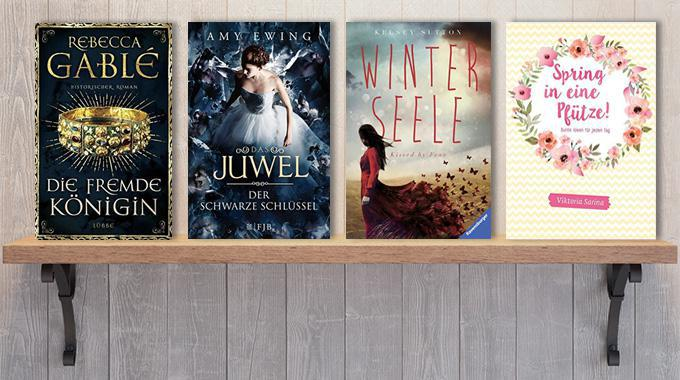 Neue Woche, neue Bücher #17: Frischer Lesestoff!