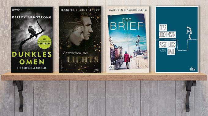Neue Woche, neue Bücher #24: Frischer Lesestoff im Juni!
