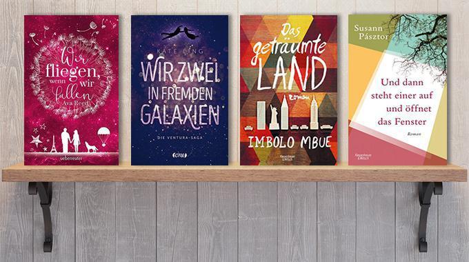 Neue Woche, neue Bücher #07: Frischer Lesestoff! - Buchneuerscheinungen KW 07