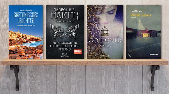 Neue Bücher im Juli 2017: Neue Woche, neue Bücher #26: Frischer Lesestoff!