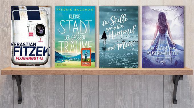 Neue Woche, neue Bücher #43: Frischer Lesestoff! Neue Bücher im Oktober 2017