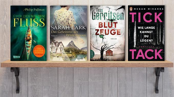 Neue Woche, neue Bücher #47: Frischer Lesestoff! Die Wochenvorschau im November
