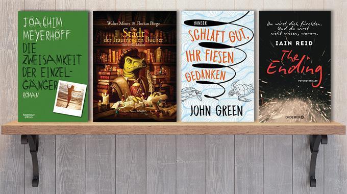 Neue Woche, neue Bücher #45: Frischer Lesestoff!