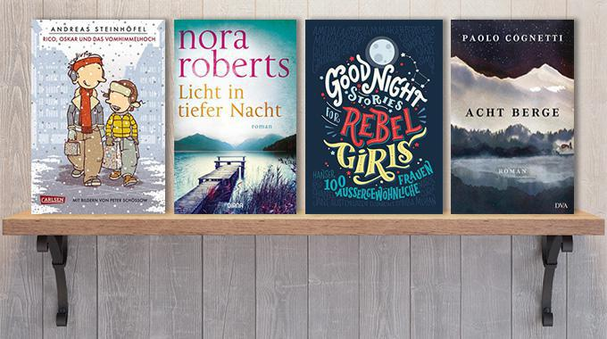 Neue Woche, neue Bücher #39: Frischer Lesestoff!