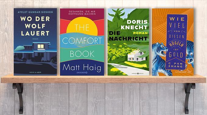 Neue Bücher im Juli #6: Frischer Lesestoff - Neuerscheinungen Juli 2021