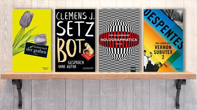 Neue Woche, neue Bücher #07: Frischer Lesestoff! Neue Bücher im Februar