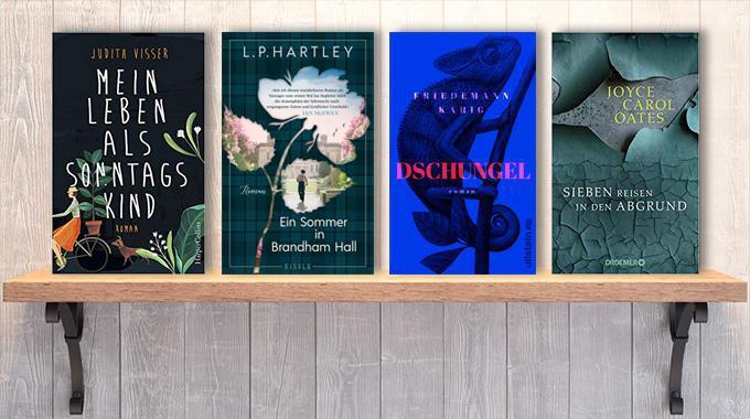 Neue Woche, neue Bücher #18: Frischer Lesestoff! Neue Bücher im Mai 2019