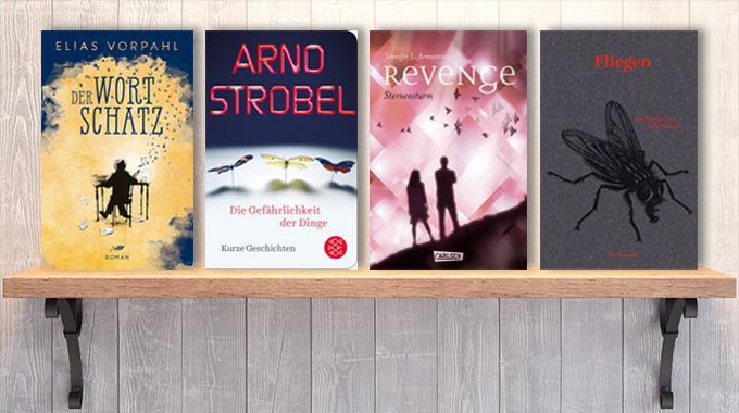 Neue Woche, neue Bücher #48: Frischer Lesestoff! Neue Bücher im Dezember