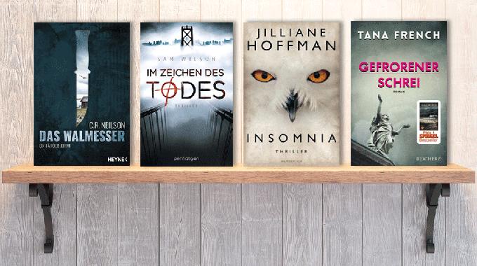 Neue Woche, neue Bücher #52: Frischer Lesestoff!