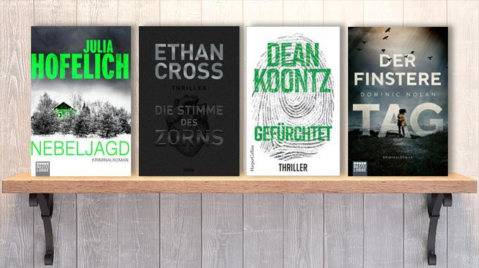 Neue Woche, neue Bücher #51: Frischer Lesestoff!