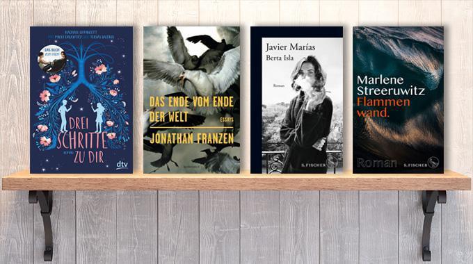 Neue Woche, neue Bücher #21: Frischer Lesestoff! Neue Bücher im Mai