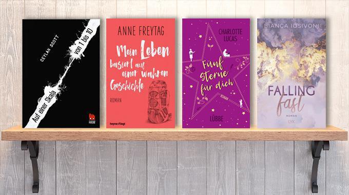 Neue Woche, neue Bücher #22: Frischer Lesestoff! Neue Bücher im Mai und Juni