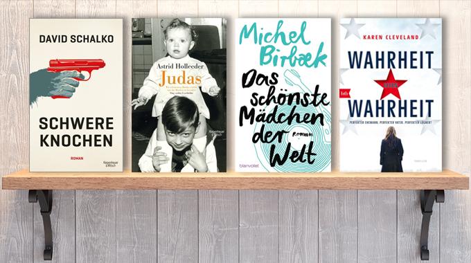 Neue Woche, neue Bücher #15: Frischer Lesestoff! Neue Bücher im April