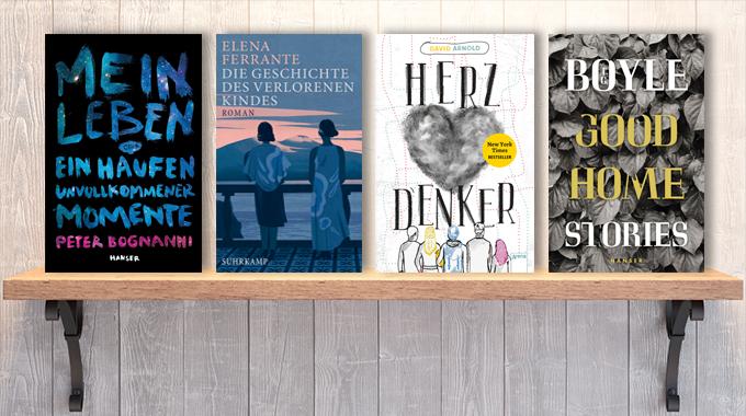 Neue Woche, neue Bücher #05: Frischer Lesestoff! Neuerscheinungen Januar Februar