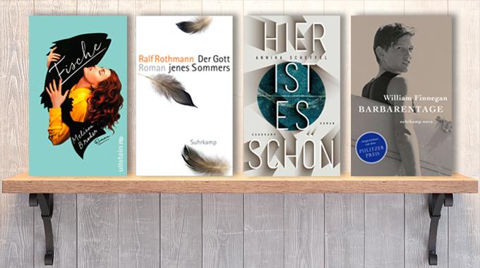 Neue Woche, neue Bücher #19: Frischer Lesestoff! Neue Bücher im Mai