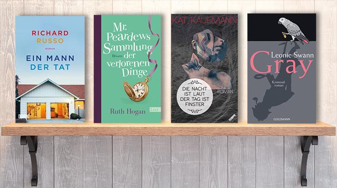 Neue Woche, neue Bücher #20: Frischer Lesestoff!