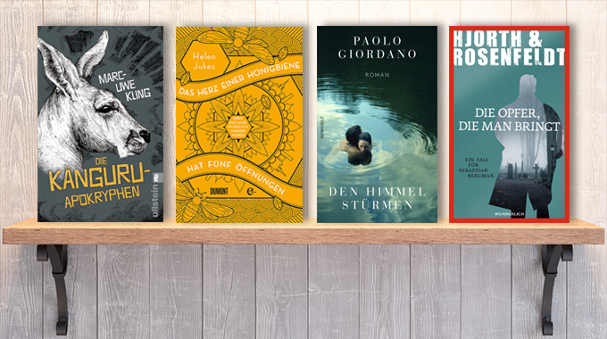 Neue Woche, neue Bücher #41: Frischer Lesestoff! Neue Bücher im Oktober