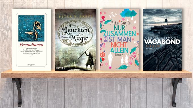 Neue Woche, neue Bücher #50: Frischer Lesestoff! Die Wochenvorschau im Dezember